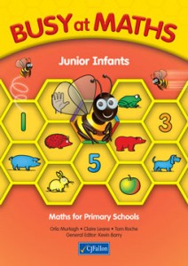 Busy at Maths Junior Infants Pack