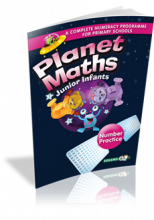 Planet Maths Junior Infants (Text & Workbook)
