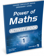 Power of Maths Paper 1 OL Activity Book