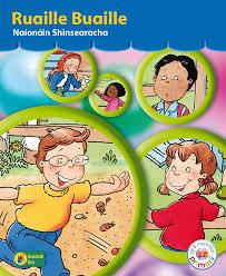 RUAILLE BUAILLE Senior Infants PUPIL BOOK