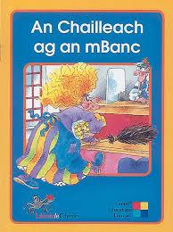 AN CHAILLEACH AG AN MBANC - Gill