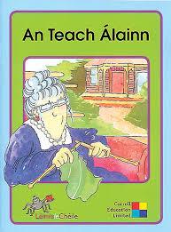 AN TEACH ALAINN - Gill