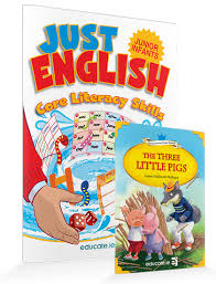 Just English Junior Infants - Educate.ie