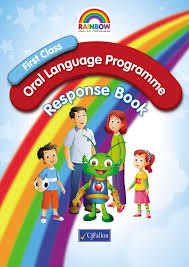Rainbow Oral Language 1st Class Response Book