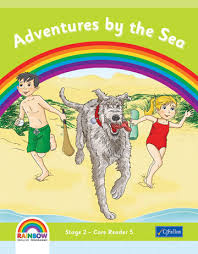Rainbow 2nd Class Adventures by the Sea - Core Reader 5