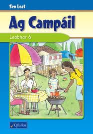 AG CAMPAIL - LEABHAR 6