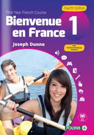 Bienvenue en France 1 - 4th Edition (Text & Portfolio)