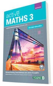 Active Maths 3 - 2nd Edition (Single Volume)