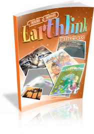 EARTHLINK 5TH CLASS TEXTBOOK ONLY
