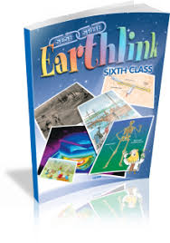 EARTHLINK 6TH CLASS TEXTBOOK ONLY