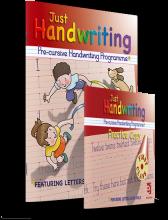 Just Handwriting 1st Class (Pre-Cursive) Educate.ie