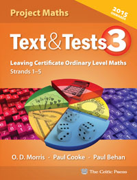 Text & Tests 3 Project Maths Old Version 2015