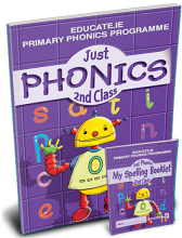 Just Phonics 2nd Class - Educate.ie