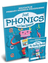 Just Phonics 3rd Class - Educate.ie