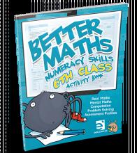 Better Maths 6th Class