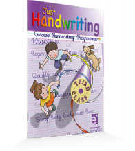 Just Handwriting 3rd Class (Cursive) Educate.ie