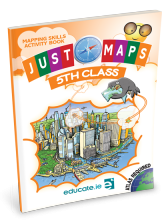 Just Maps 5th Class - Educate.ie
