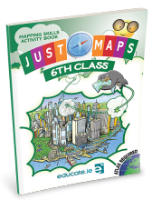 Just Maps 6th Class - Educate.ie