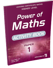 Power of Maths Paper 1 HL Activity Book