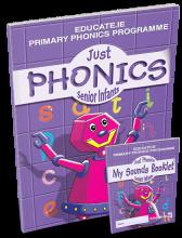Just Phonics Senior Infants - Educate.ie
