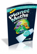 Planet Maths Senior Infants (Text & Workbook)