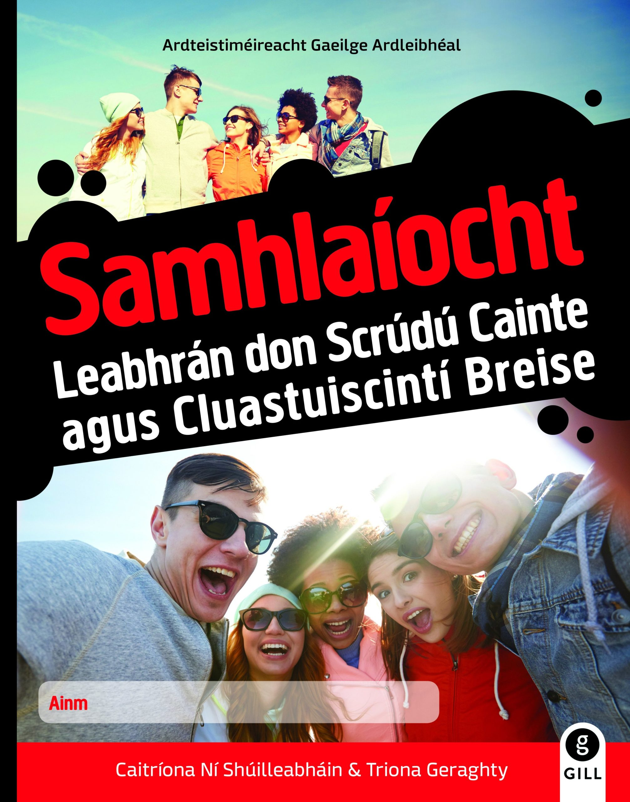 Samhlaiocht Workbook Only
