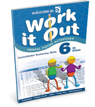 Work it Out 6th Class