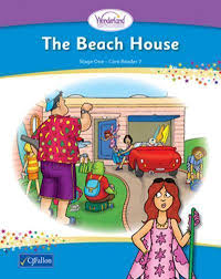 Wonderland Book 7 - The Beach House