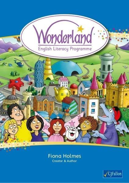 Wonderland Levelled Readers - Level 4