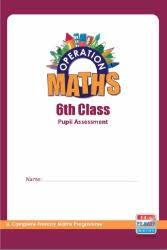 Operation Maths 6 - Assessment Book