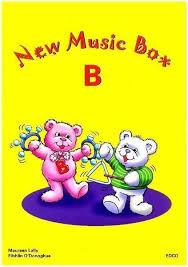 NEW MUSIC BOX B ACT.BK. Edco