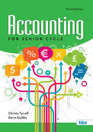 Accounting for Senior Cycle - 3rd Edition Edco