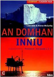 An Domhain Inniu (Today's World as gaeilge) Edco