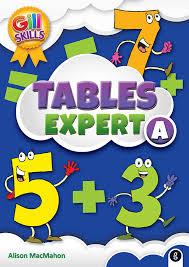 Tables Expert A First Class