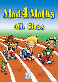 Mad 4 Maths 4th Class Gill and McMillan