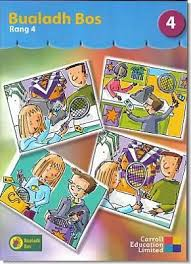 Bualadh Bos 4 - 4th Class Pupil Book - Gill