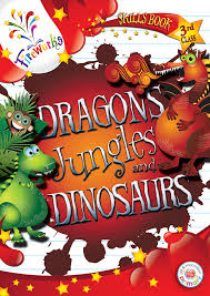 Dragons Jungles and Dinosaurs 3rd Class Skills Book