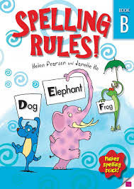 Spelling Rules Book B - Gill