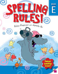 Spelling Rules Book E