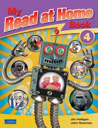 My Read at Home Series Book 4 (4th Class) CJF