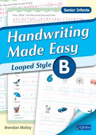 Handwriting Made Easy Looped B