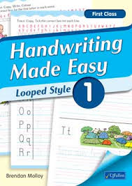 Handwriting Made Easy Looped Book 1