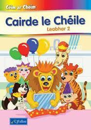 Ceim ar Cheim - Cairde Le Cheile Reader