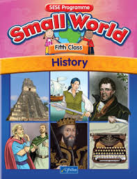 Small World History 5th Class Textbook
