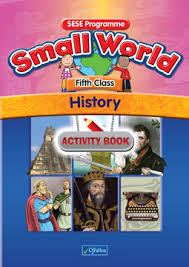 Small World History 5th Class Activity Book