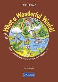 What a Wonderful World Book 5 - 5th Class