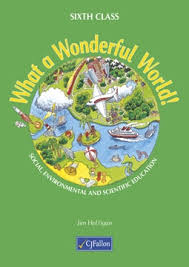 What a Wonderful World Book 6 - 6th Class