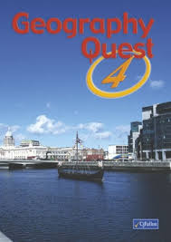 Geography Quest Book 4 - 4th Class