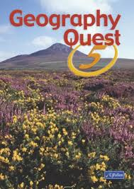 Geography Quest Book 5 - 5th Class
