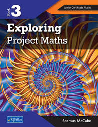 Exploring Project Maths 3 JC CJF